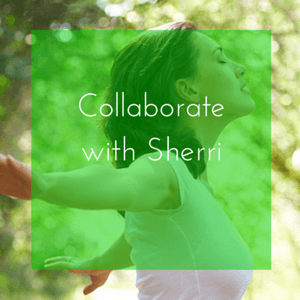 Work with wellness consultant Sherri Danzig